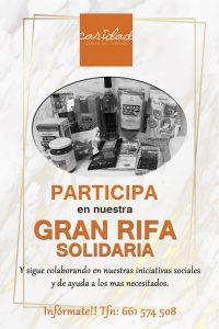 Lee más sobre el artículo Rifa solidaria