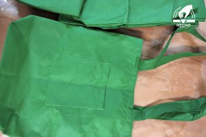 Bolsa sencilla verde